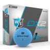 WILSON DX2 OPTIX 12-BALL BLUE